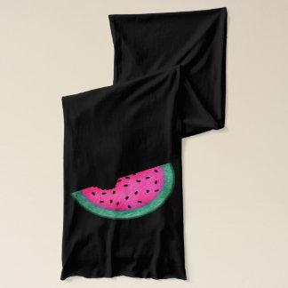 Écharpe de tranche de pastèque