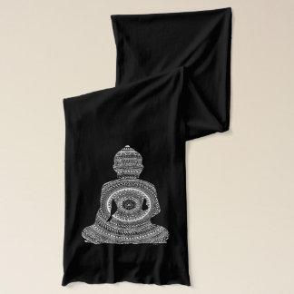 Écharpe Echarpe Bouddha GraphiZen