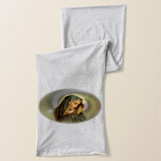 Écharpe Vierge Marie béni - mère de Dieu