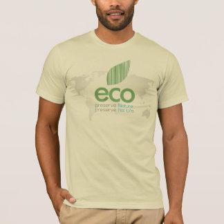 ECHO -, bewahrt Nature. Life. bewahrt his T-Shirt