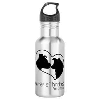 Ecke der Güte-Edelstahl-Wasser-Flasche Trinkflasche