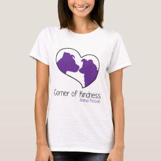 Ecke die Rettungs-des T - Shirt der Güte-Frauen