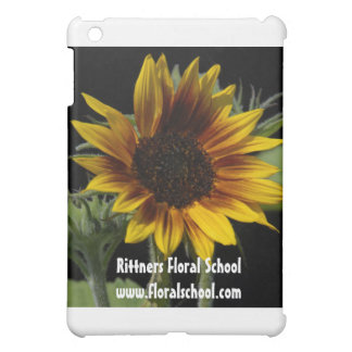 École florale IPad de Rittners Coque-Vertical Coque iPad Mini