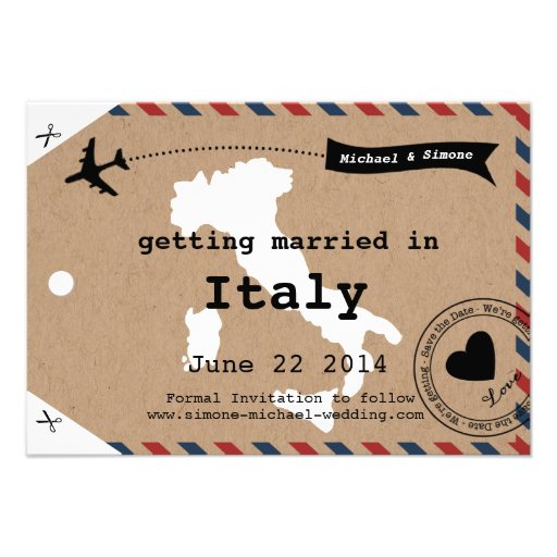 Économies d'étiquette de bagage de par avion de l' invitation