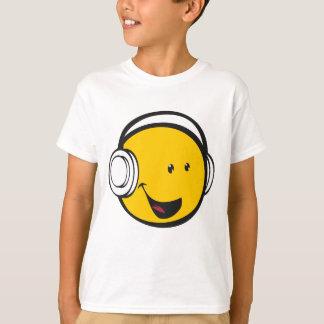 Écouteurs Emoji T-shirt