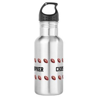 Edelstahl-Wasser-Flasche kundengebundenes Edelstahlflasche