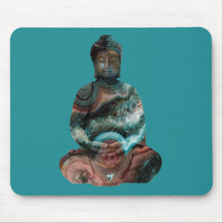 Edelstein Buddha Mousepad