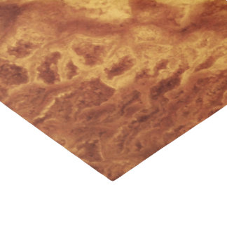 Edelstein-Stein-Muster, Goldtiger-Auge Seidenpapier