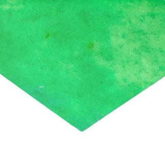 Edelstein-Stein-Muster, Limone grüne Jade Seidenpapier