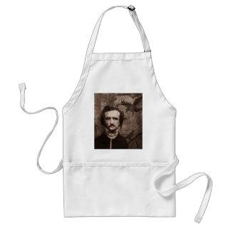 Edgar Allan Poe Schürze