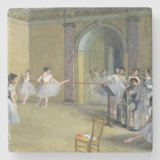 Edgar Degas | das Tanz-Foyer Steinuntersetzer
