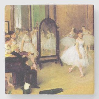 Edgar Degas | die Tanzen-Klasse Steinuntersetzer