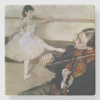 Edgar Degas | die Tanzstunde, c.1879 Steinuntersetzer