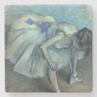 Edgar Degas| Sitztänzer, c.1881-83 Steinuntersetzer