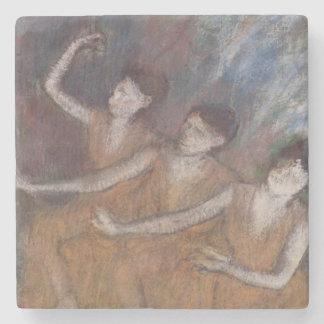 Edgar Degas | Trois Danseuses Steinuntersetzer