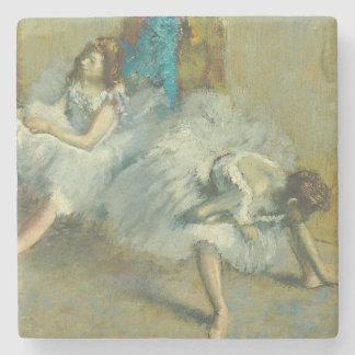 Edgar Degas | vor dem Ballett, 1890-1892 Steinuntersetzer