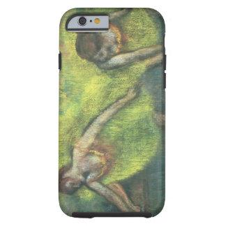 Edgar Degas | zwei entspannende Tänzer Tough iPhone 6 Hülle