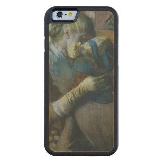 Edgar Degas | zwei Frauen Bumper iPhone 6 Hülle Ahorn