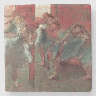 Edgar entgasen | Tänzer an Probe, 1895-98 Steinuntersetzer