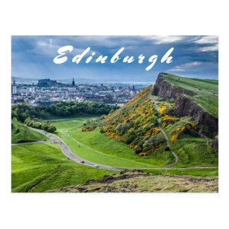 Edinburgh Postkarte