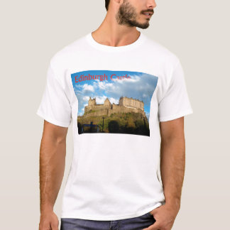 Edinburgh-Schloss-Shirt T-Shirt