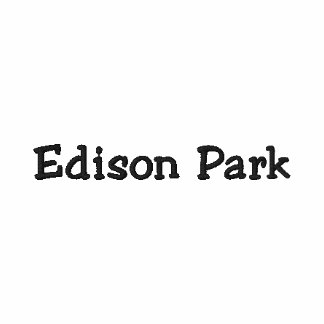 Edison-Park-Polo-Hemd Chicago Illinois