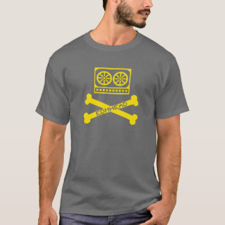 EDM HAUPTgelb T-Shirt