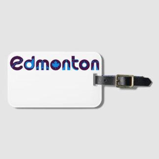 Edmonton-Gepäckanhänger Kofferanhänger