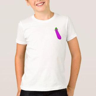 Edna Aubergine T-Shirt