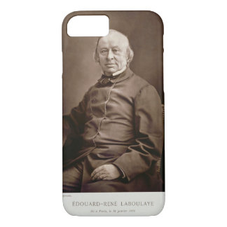 Edouard-Rene Laboulaye (1811-83), von 'Galerie Co iPhone 8/7 Hülle