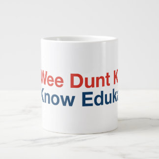 Edukashun - riesige Tasse Jumbo-Mug