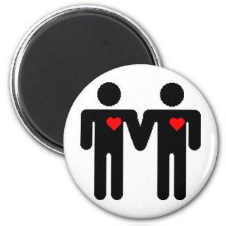 Égalité de mariage aimant