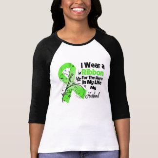 Ehemann-Held in meinem Leben-Lymphom-Band Shirts
