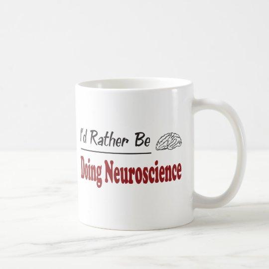 Eher tut Neurologie Tasse