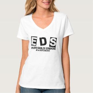 Ehlers Danlos Syndrom-Bewusstseins-Shirt T-Shirt