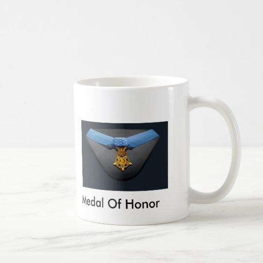 Ehrenmedaille, Ehrenmedaille Kaffeetasse