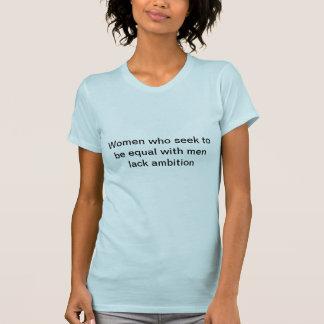 Ehrgeiz-T-Shirt T-Shirt