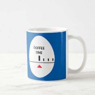 Ei-Timer - schaffen Sie Ihre eigenen Aufkleber Kaffeetasse