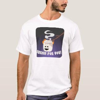 Eibisch Burnin für Sie T-Shirt