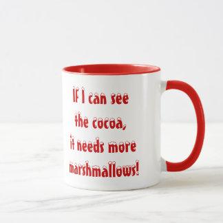 Eibisch-Liebhaber-Kakao-Tasse Tasse