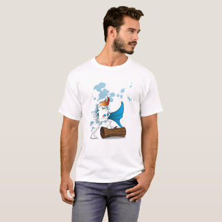 Eibisch-Mann T-Shirt