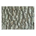 Eichen-Baum-Barken-wirkliche hölzerne Camouflage-N Visitenkartenvorlagen