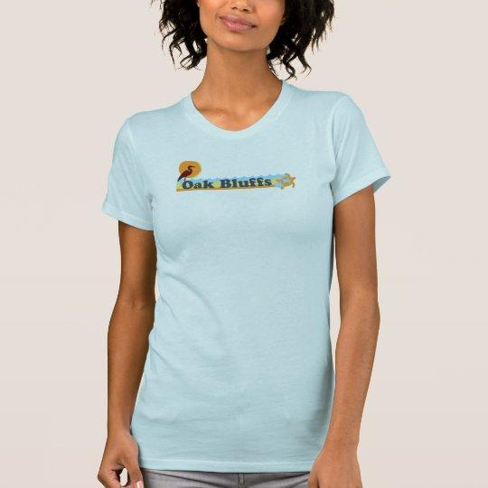 Eichen-Täuschungen - Massachusetts T-Shirt