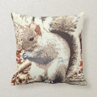 Eichhörnchen Kissen