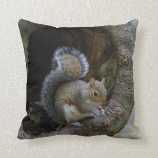 Eichhörnchen-Kissen Kissen