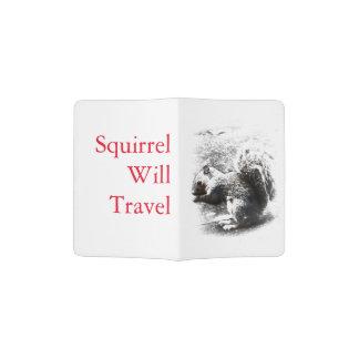 Eichhörnchen Passhülle