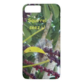 Eichhörnchen Seez U iPhone 8 Plus/7 Plus Hülle