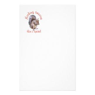 Eichhörnchen sind süß briefpapier