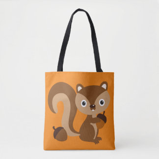 Eichhörnchen Tasche