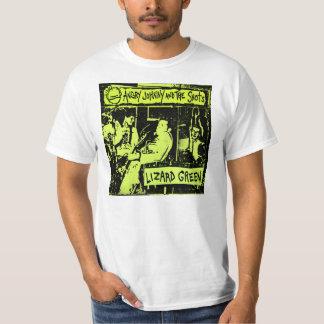 Eidechsen-Grün T-Shirt